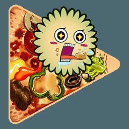 披萨上的霉兄汉化破解版