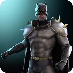 蝙蝠侠愤怒战斗