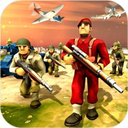 第二次世界大战模拟破解版无限金币