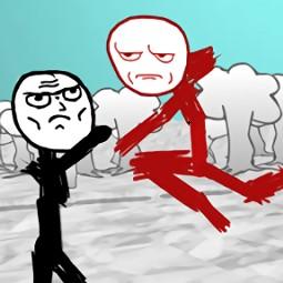 暴漫火柴人格斗中文版(Stickman Meme Fight)