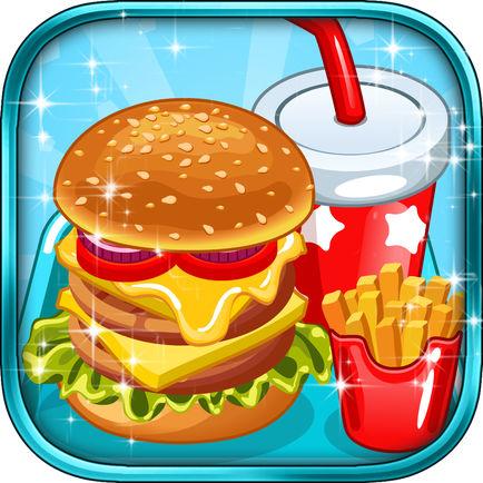 小小汉堡快餐店手机版