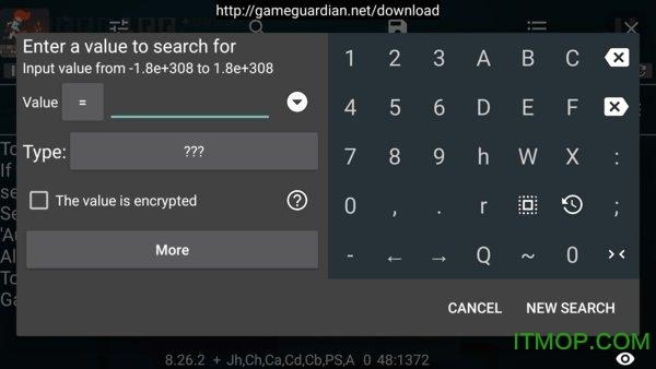 gg修改器PC蛋蛋版 v8.9.3 iPhone越狱版 0