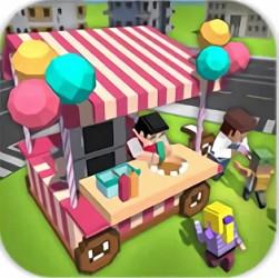 像素甜品店?#24418;?#29256;(SweetCraft)