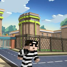 像素射��Cops N Robbers