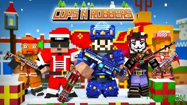 像素射击Cops N Robbers v10.6.1 安卓最新版3