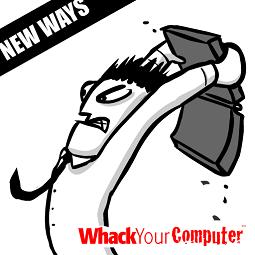 对付你的电脑