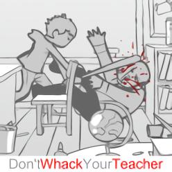 暴打老师破解版