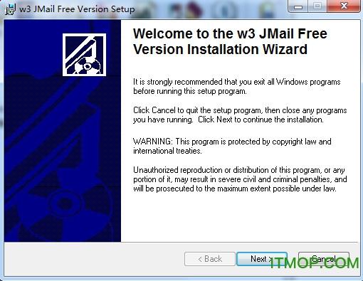 w3 Jmail Professional
