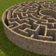 魔幻迷宫(3d maze)