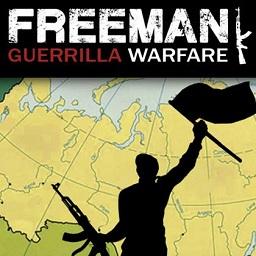 自由人游击战争十项修改器(Freeman: Guerrilla Warfare)