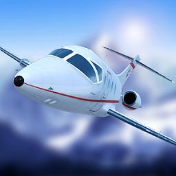 飞越瑞士阿尔卑斯山