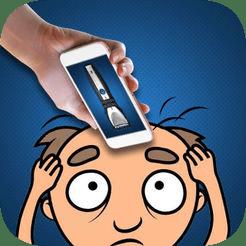 恶搞剃头推子app