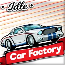 闲置的汽车厂中文版(Idle Car Factory)