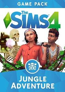 模拟人生4丛林探险