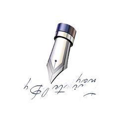 钢笔行书练字字帖