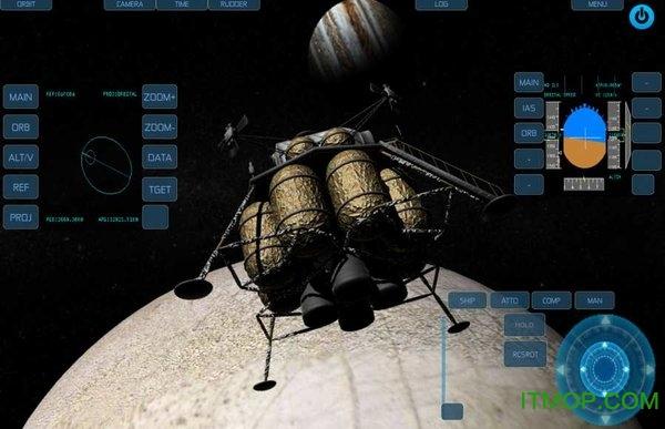 模拟太空站手机版 v1.1.1 安卓版 1