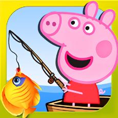 小猪佩奇钓鱼手机版
