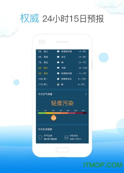天气快报 v1.4.0 官网安卓版3