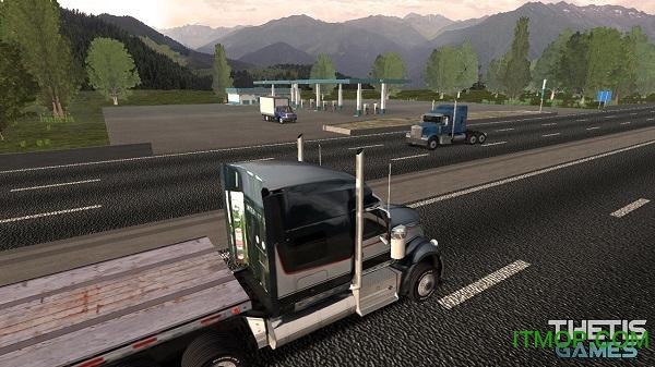 欧洲模拟卡车2手机版 v1.0.5 安卓版0