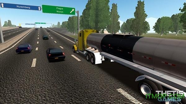 欧洲模拟卡车2手机版 v1.0.5 安卓版1
