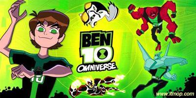 ben10游戏