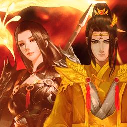 橙光�[�蚰潦|皇朝破解版