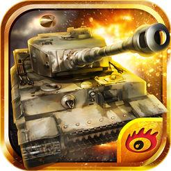 坦克战神游戏