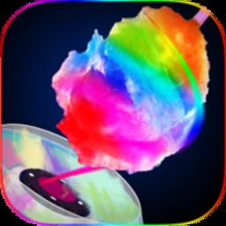 发光彩虹棉花糖手机版