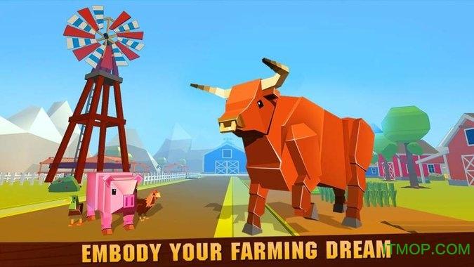 宠物动物农场建筑工艺(Pet Animal Farm Building Craft) v1.0.0 安卓中文版 0