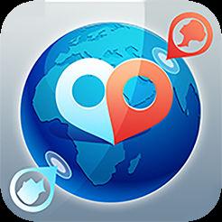 奇葩定位app