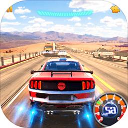 疯狂漂移赛车城破解版(crazy drift racing city 3d)