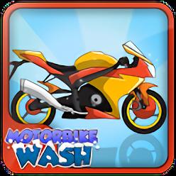 清洗摩托车游戏