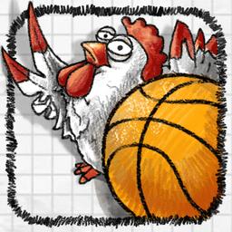 涂鸦篮球2汉化破解版