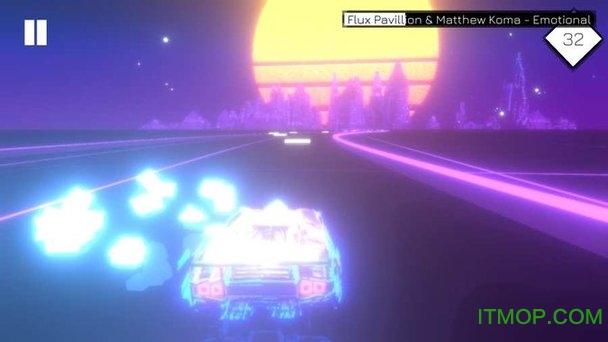 音乐赛车游戏下载