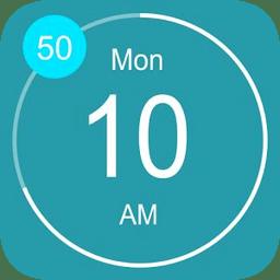 极简时钟挂件(Minimal Clock)