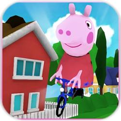 小猪佩奇跑酷游戏