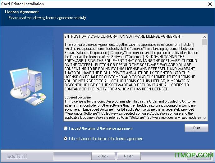 Datacard SP30 Plus证卡打印机驱动 v15.0 官方版 0