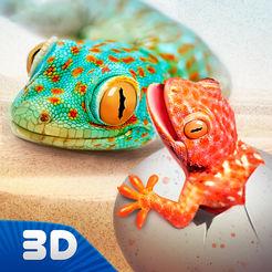 蜥蜴模拟器3d无限金币版