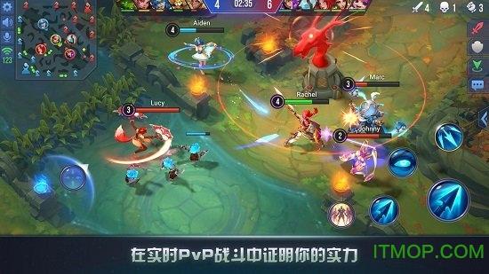地牢猎手外传勇士战队破解版 v1.1.40 安卓中文版 0