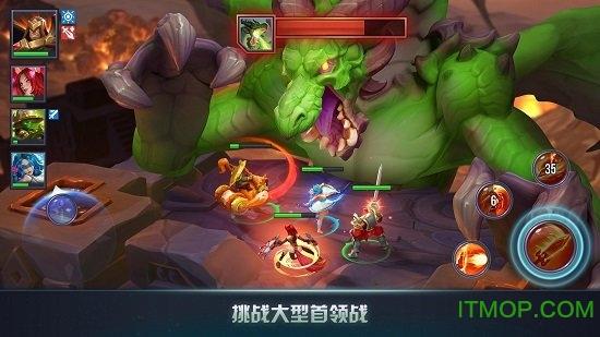 地牢猎手外传勇士战队破解版 v1.1.40 安卓中文版 1