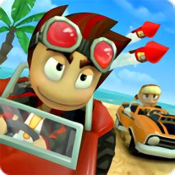 沙滩赛车竞速中文版