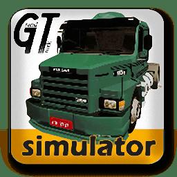 grand truck simulator汉化版(大卡车模拟器)