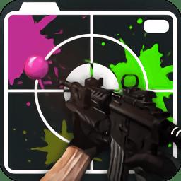 狙击手彩弹相机破解版(Sniper Paintball Camera 3D)