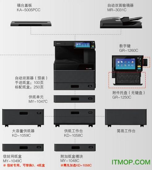 东芝2000ac打印机驱动  0