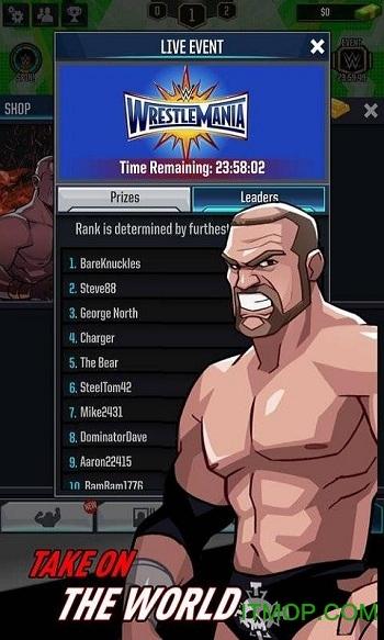 狂热摔跤游戏 v17695.21.0 安卓版 2