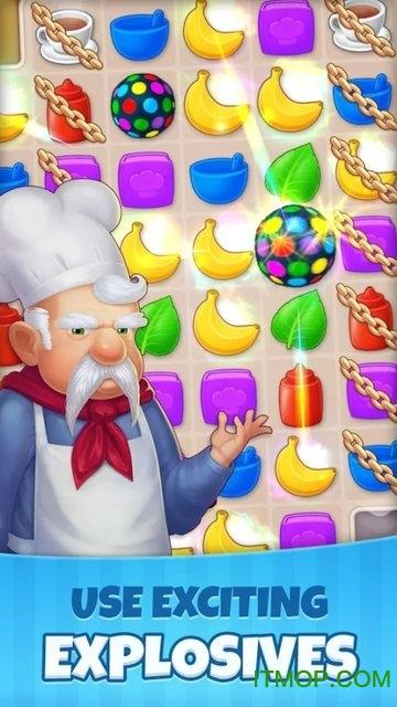 manor cafe游戏修改版 v1.5.0 安卓汉化破解版1