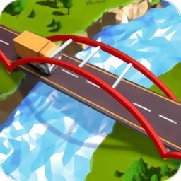 交通桥梁建筑的道路无限金币版