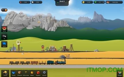 火车站轨道游戏无限钻石金币版 v1.0.47.86 安卓内购修改版 2