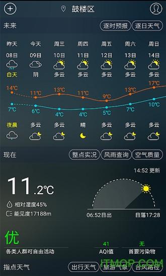 知天气公众app v3.1.8 最新安卓版2