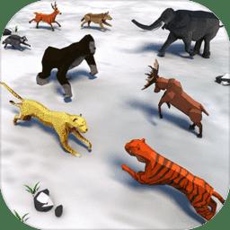 动物王国战争模拟器3d无限金币钻石版